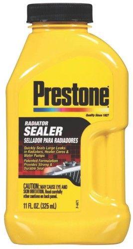 Radiator Sealer Complete Care Antifreeze