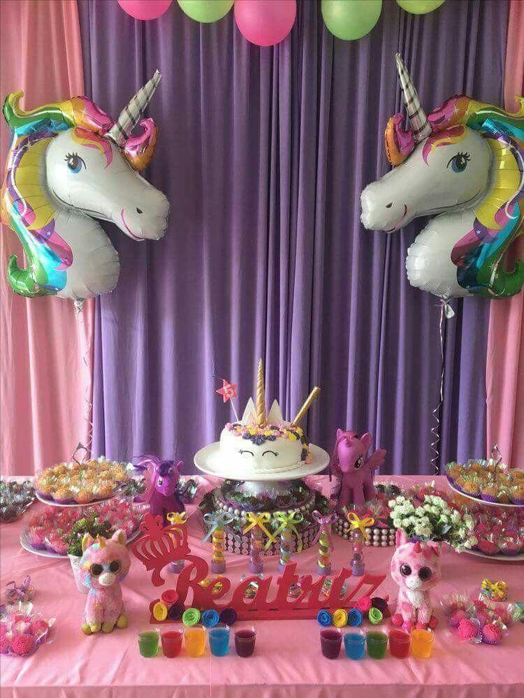 Pin by 7272 J on unicorn birthday decorations Unicorn