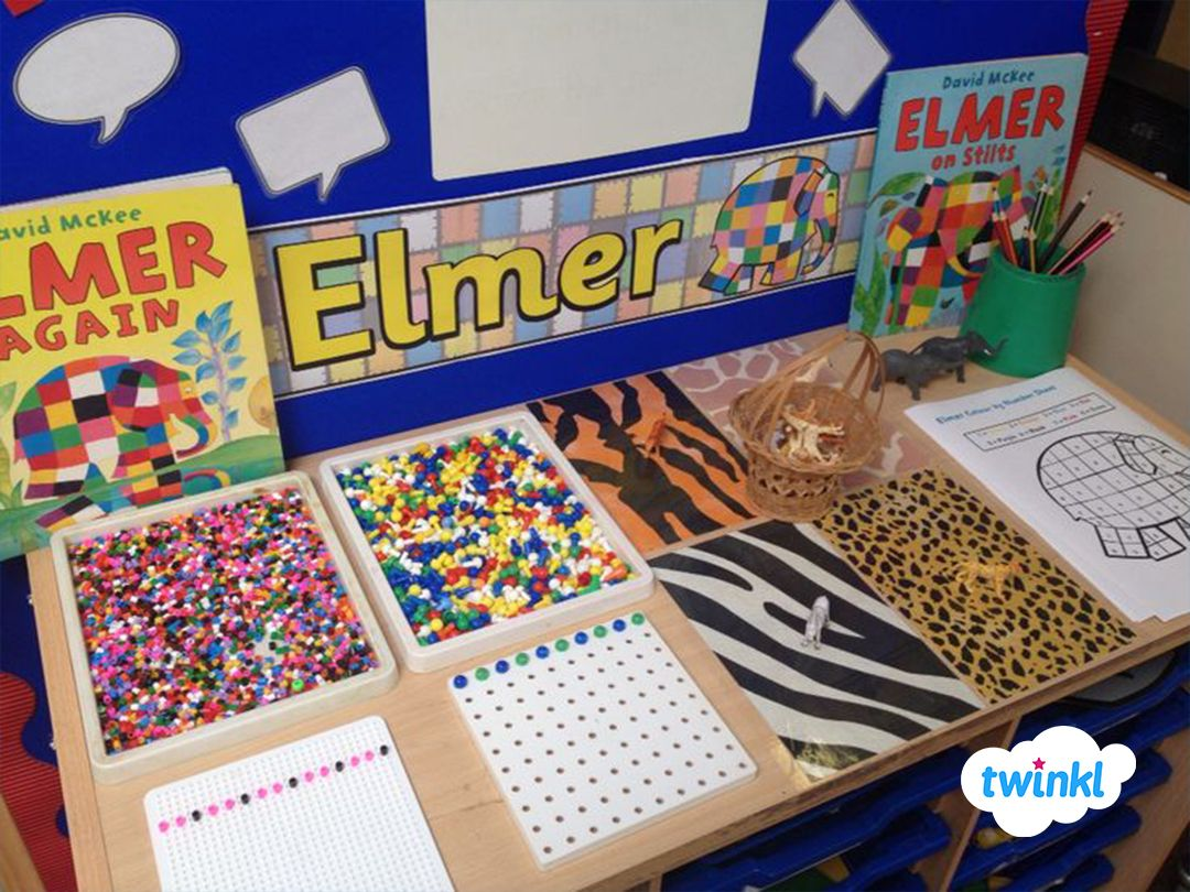 Maths Exploration Table Patterns We Love This Idea Can