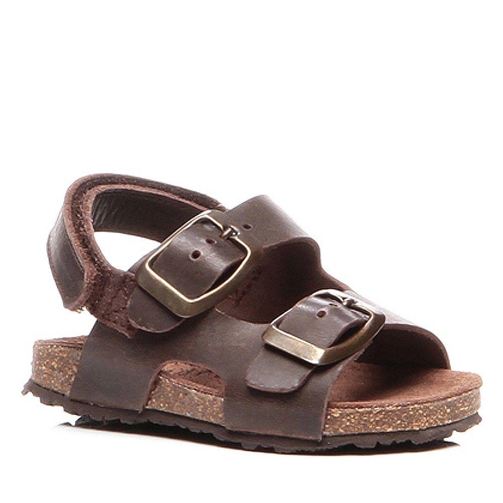 85f2ccc16b308 Sandales marrons -André Collection Exclusive - La halle aux chaussures