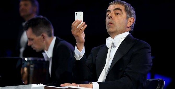 Mr Bean, my favorit  people!