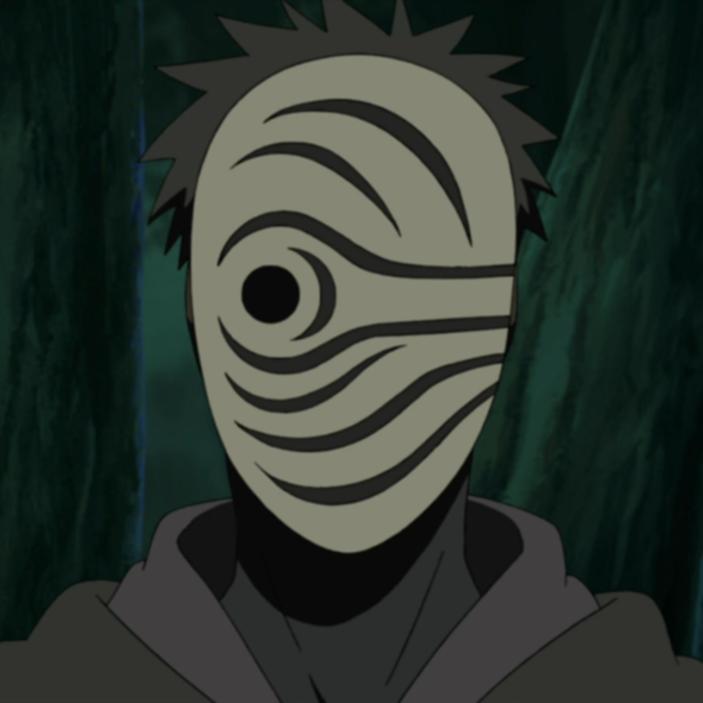 The Masked Man Tobi By Voltured On Deviantart Deviantart
