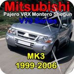 Mitsubishi Montero Pajero Shogun 1999 2000 2001 2002 2003 2004 2005 2006 V6 Workshop Service Repair Manual Http Www Ca Repair Manuals Mitsubishi Repair
