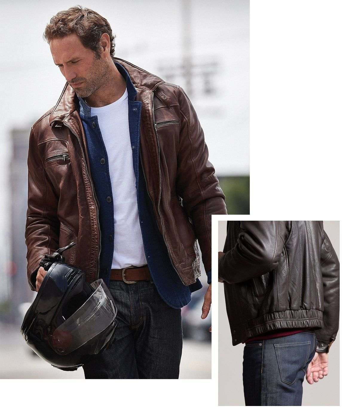 What Men's Leather Jacket to Buy 6 Classic Styles