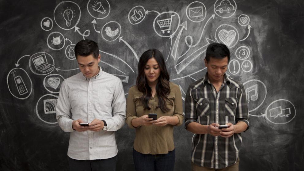Cómo el uso de internet influye en nuestro cerebro