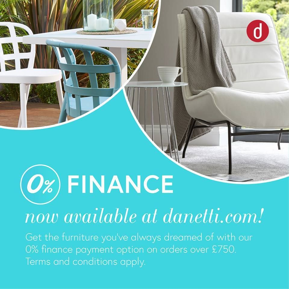 0 Finance Now Available Danetti Lifestyle Blog Luxury Furniture Brands Cheap Furniture 60s Furniture