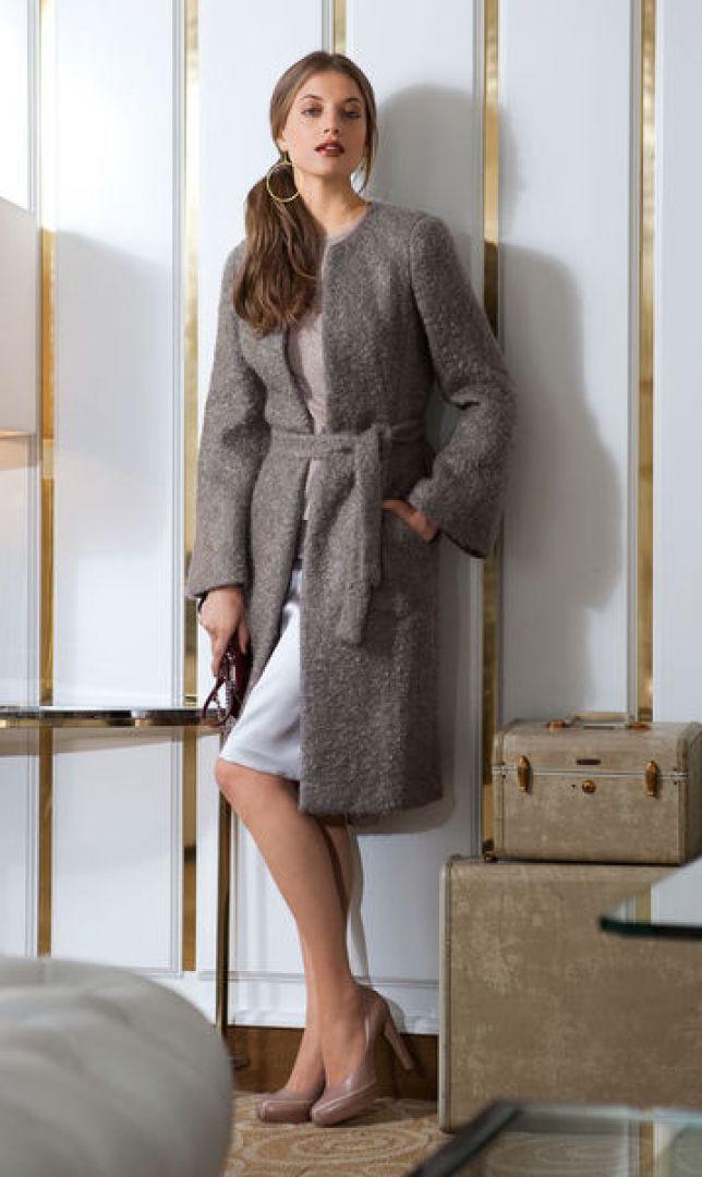 Пальто прямого силуэта | Schnittmuster | Pinterest | Schnittmuster