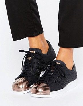 rose gold adidas asos
