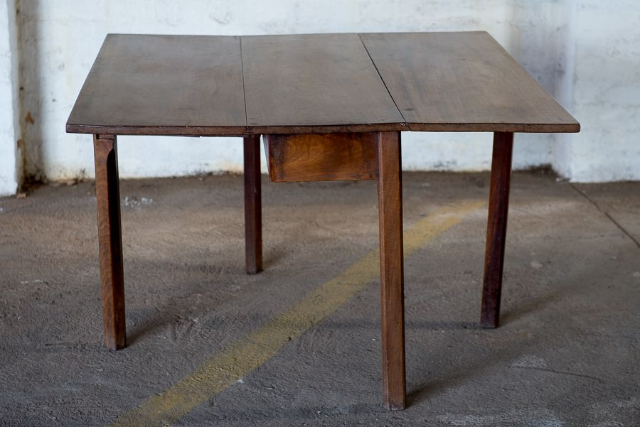 Northcliffantiques Once The Leaves Of The Gate Leg Table Are