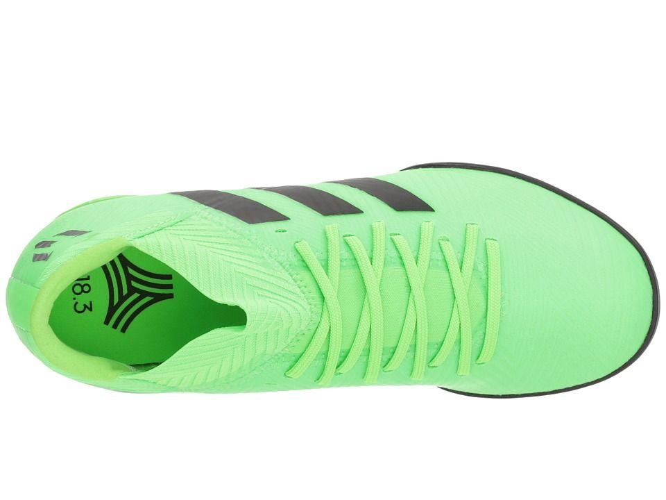 08cddd8bd017 adidas Kids Nemeziz Messi Tango 18.3 TF Soccer (Little Kid Big Kid) Kids  Shoes Zest Black Red