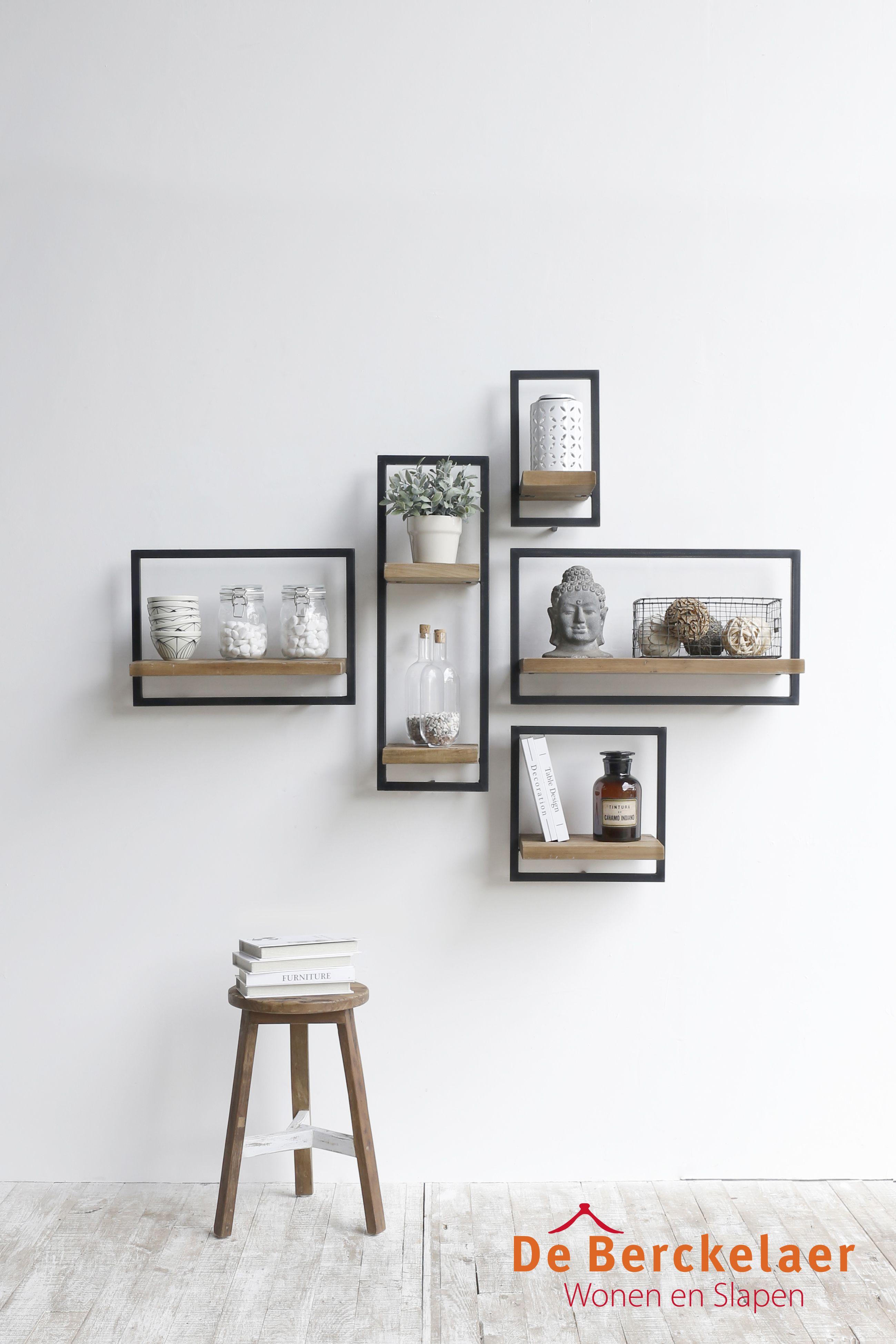 Pin van Kathleen Vleugels op interieur | Pinterest - Schappen ...