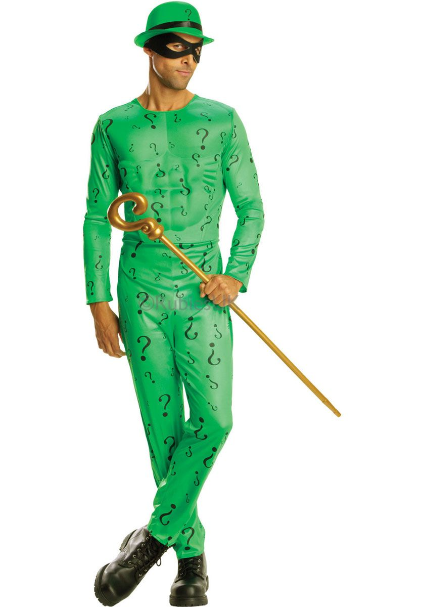 riddler costume Adult