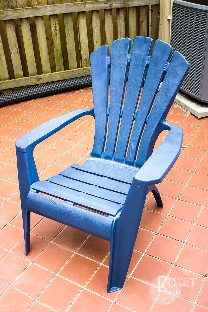 patio white to furniture how chairs outdoor cleaning diy repair and plastic maintenance