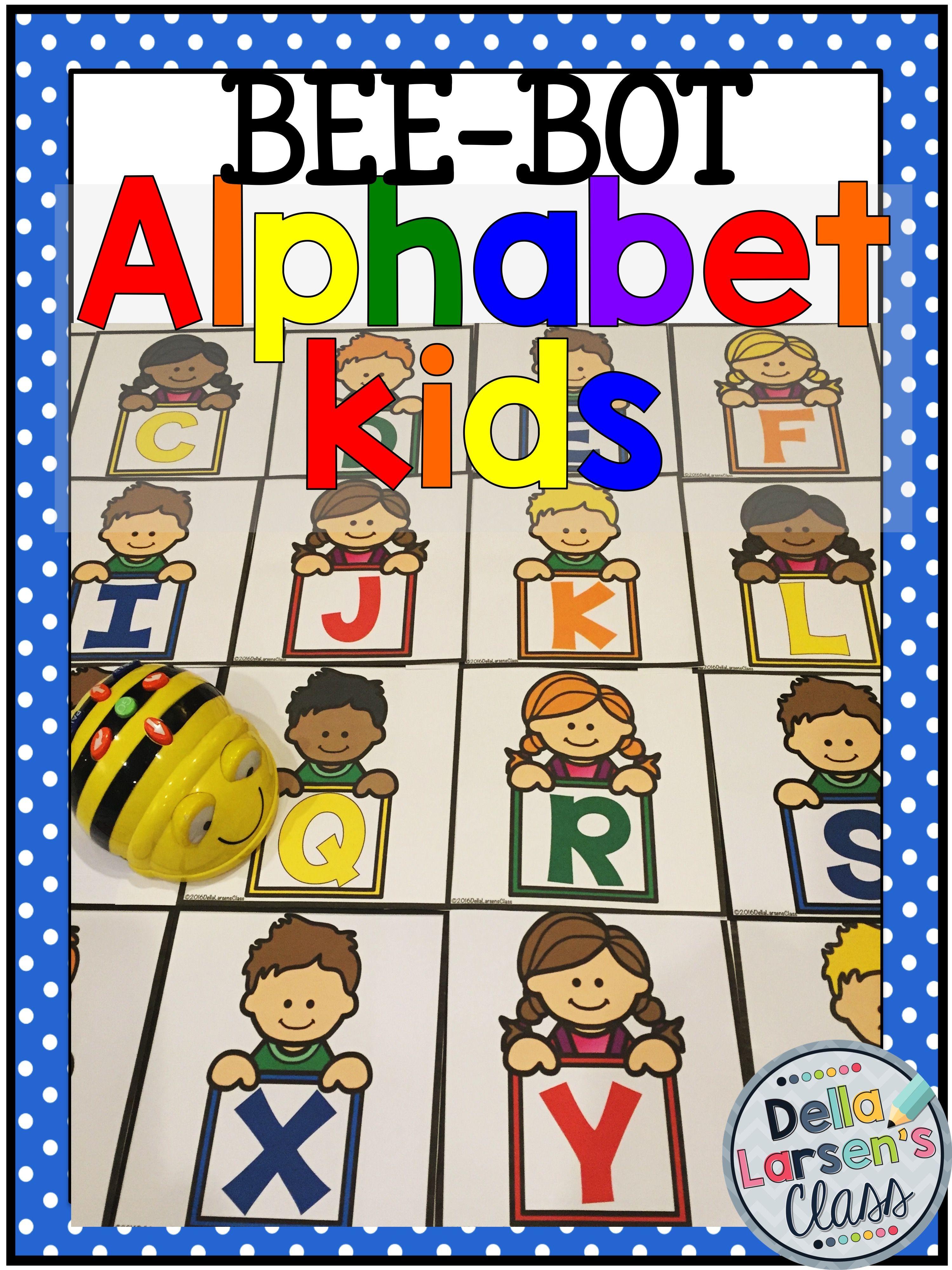 Bee Bot Alphabet Kids