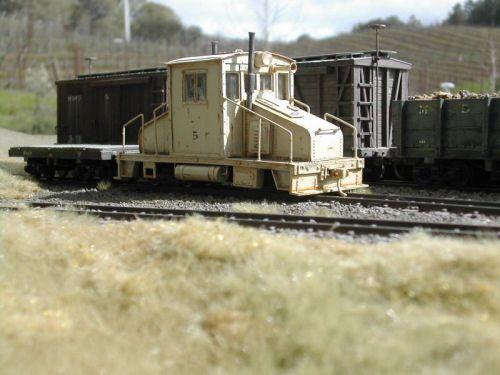Chris Baker's Mad Dog Valley RR | model trains | Ho model