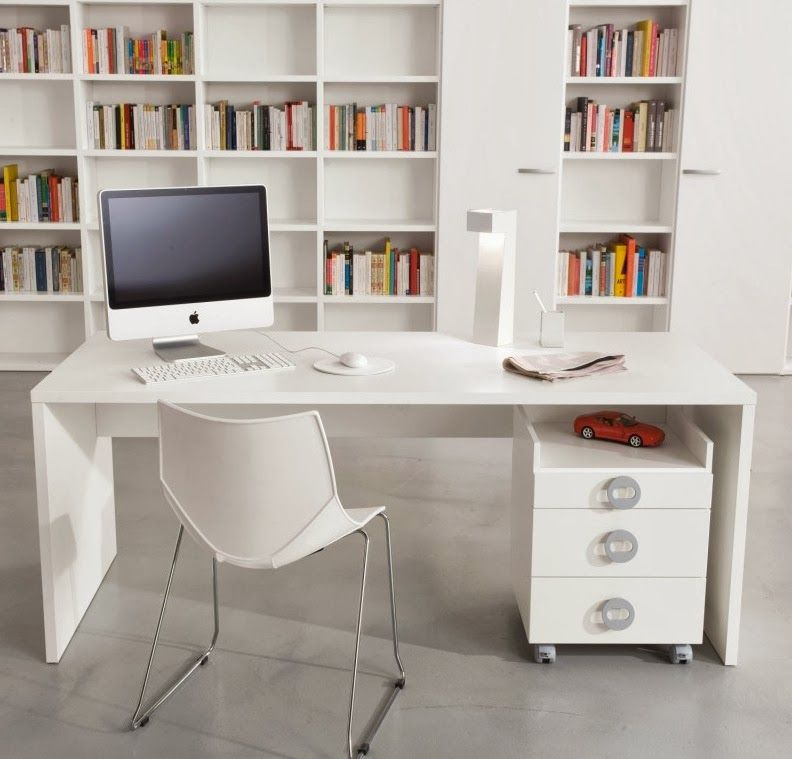 One Hundred Home: Modern Design Study Tables | Study Table Design ...