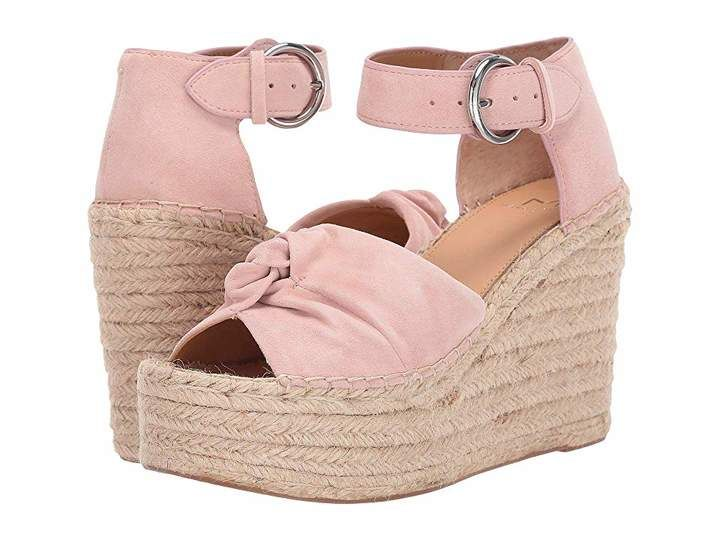 04b95bc7f41 Marc Fisher Anty | Products in 2019 | Pink wedges, Platform wedge ...