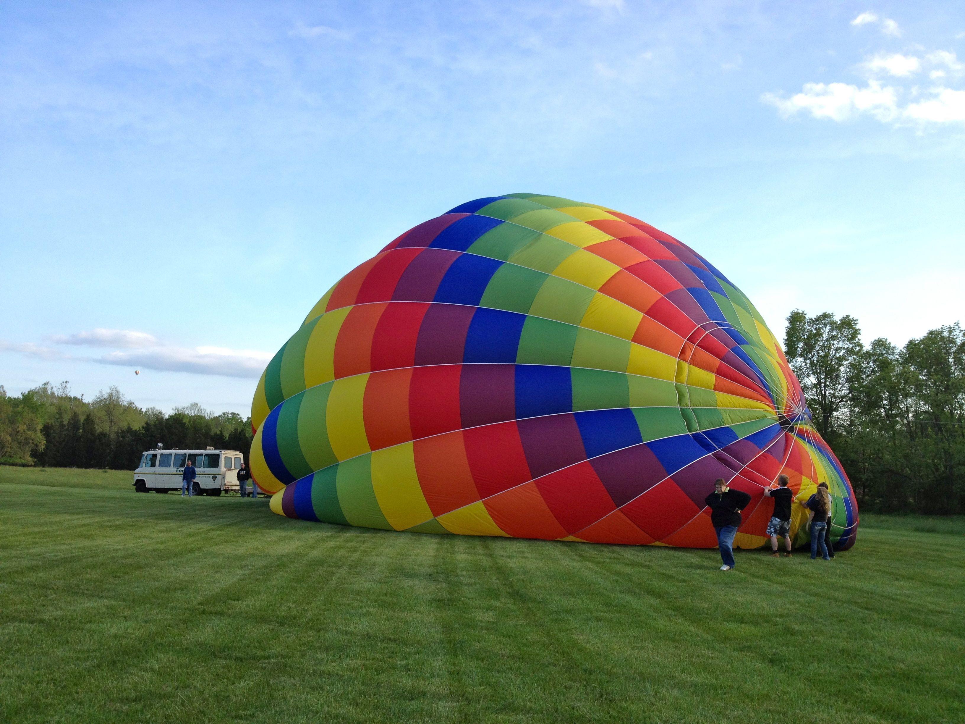 Extra Extra I Survived Hot Air Ballooning Hot Air Hot Air