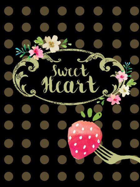 Liz Yee - Golden Strawberry