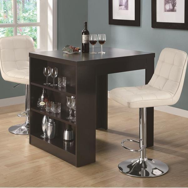 Buy the Monarch Cappuccino Hollow Core 32  X 36  Counter Height Table atMonarch Cappuccino Hollow Core 32  X 36  Counter Height Table  . Dining Table Price In Usa. Home Design Ideas