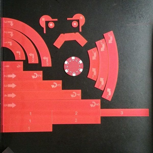 Star Wars X-Wing Compatible Laser Cut Acrylic Templates and Range