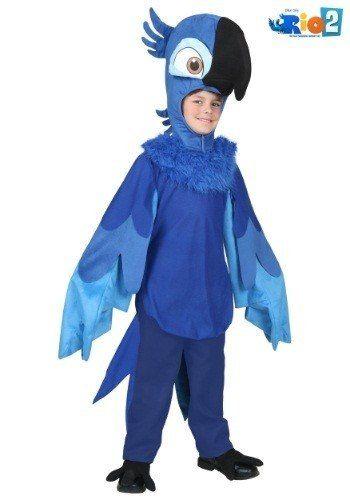 Disfraz De Loro De La Pelicula Rio Buscar Con Google Disfraces De Pajaros Disfraces Niños Disfraces Infantiles