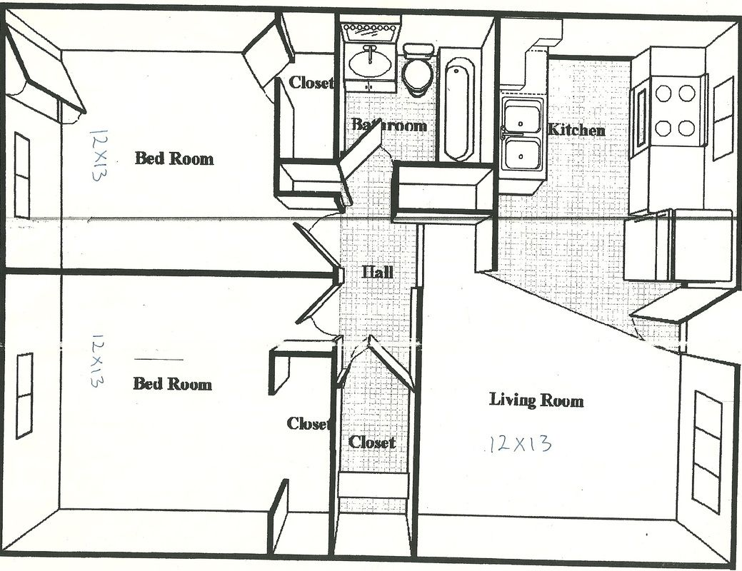 Floor Plans Best Belton Mo Apartments And Duplexes Apartment Floor Plans Studio Apartment Floor Plans Apartment Floor Plan