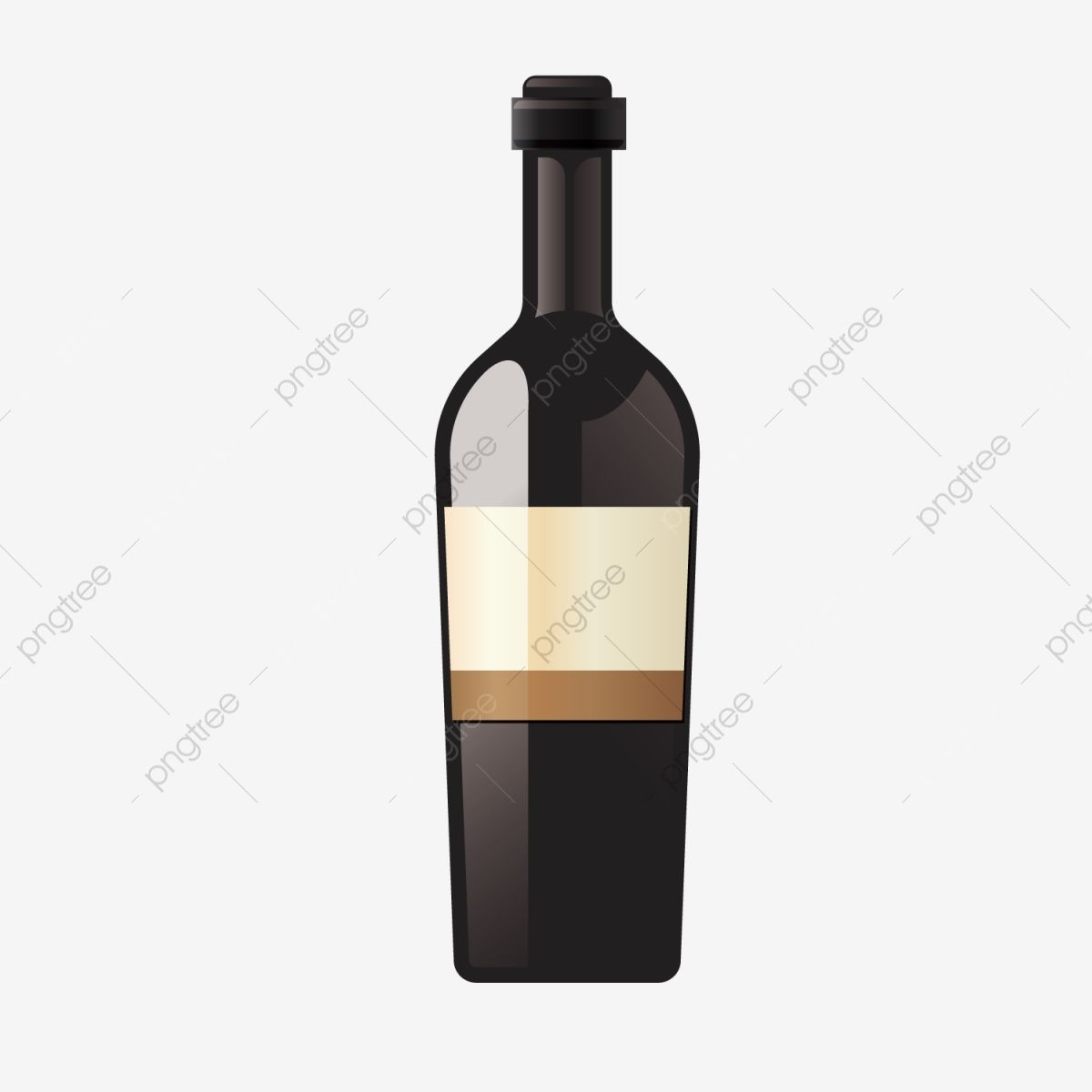 Red Wine Bottle Empty Wine Bottle Cartoon Wine Bottle Cartoon Illustration Creative Cartoon Illustration Png And Vector With Transparent Background For Free Red Wine Bottle Wine Bottle Empty Wine Bottles
