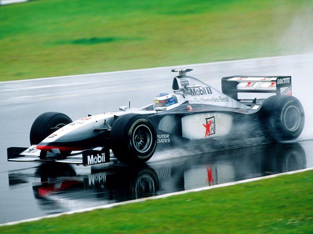 Mika Pauli Häkkinen (FIN) (West McLaren Mercedes), McLaren MP4/13 - Mercedes FO 110G 3.0 V10  1998