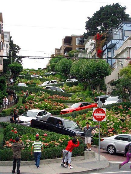 Lombard Street - San Francisco - Reviews of Lombard Street - TripAdvisor