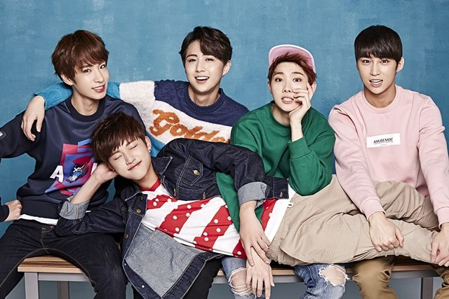 A Jax Now A 5 Member Group After Members Leave And New Are Added Korean Music Couple Photos South Korean Boy Band