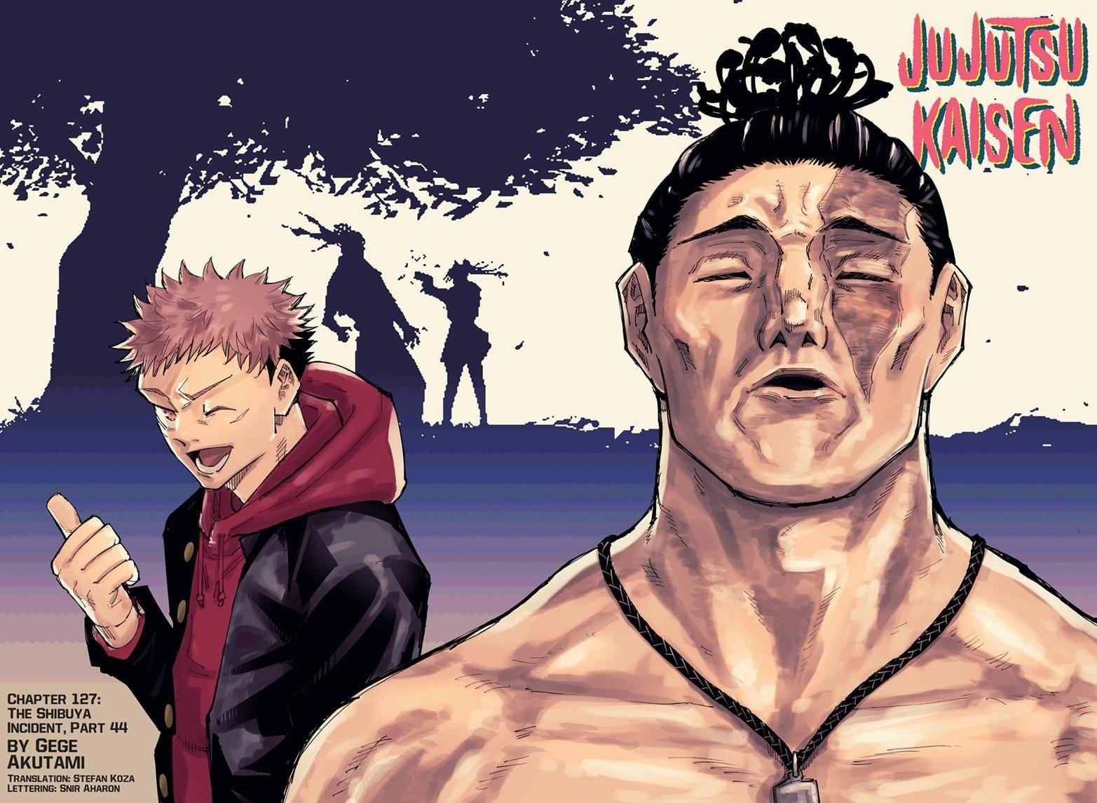 Jujutsu Kaisen Chapter 127 Pg 2 3 Jujutsu Manga Covers Art Reference Poses