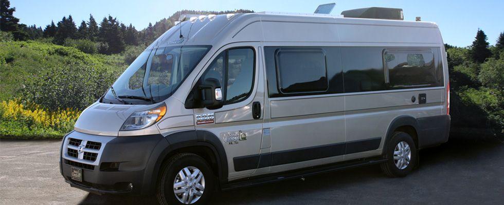 5 Sweet Camper Vans You Can Buy Right Now Camper Van Van Class B Camper Van
