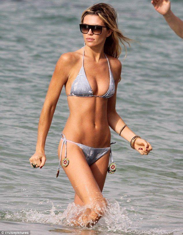 abigail clancy british swimsuit - photo #10