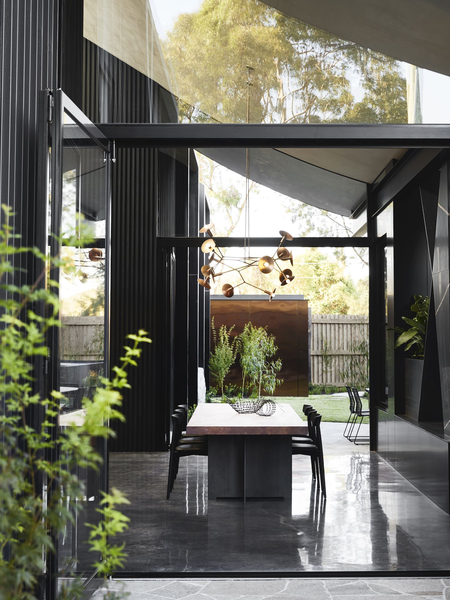Cornerstone House By Spinter Society In 2020 Australian Homes Architecture House