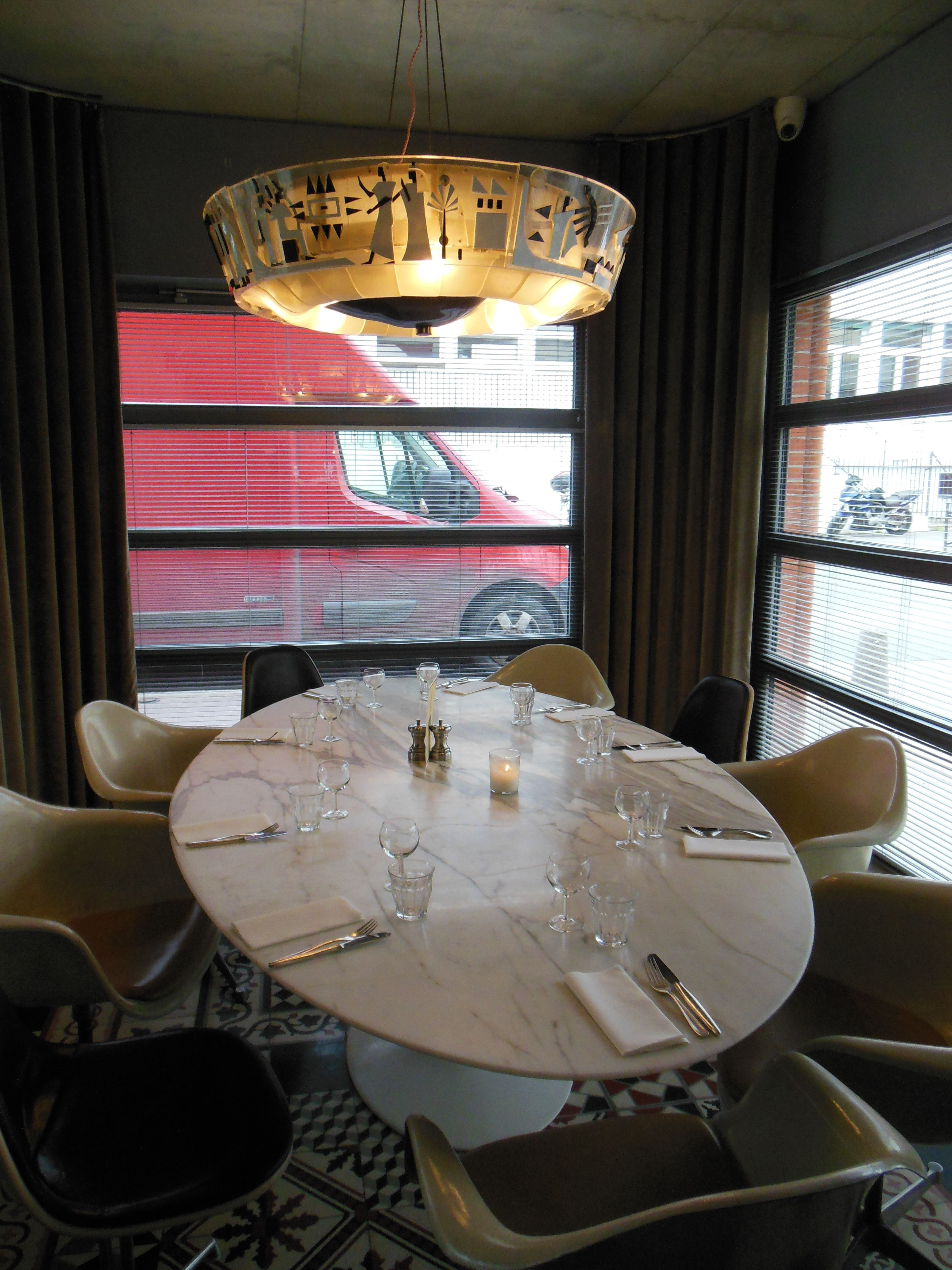 A Series Of Pics Of Ma Cocotte An Interesting Restaurant In