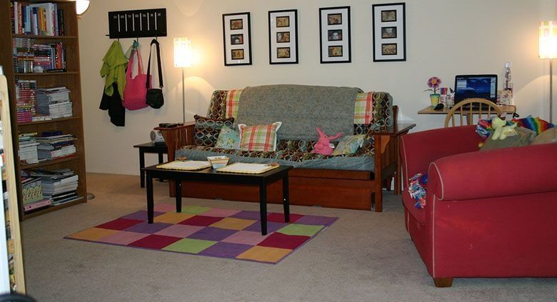 Awesome 40 Comfy Apartment Decorating Ideas For College Students