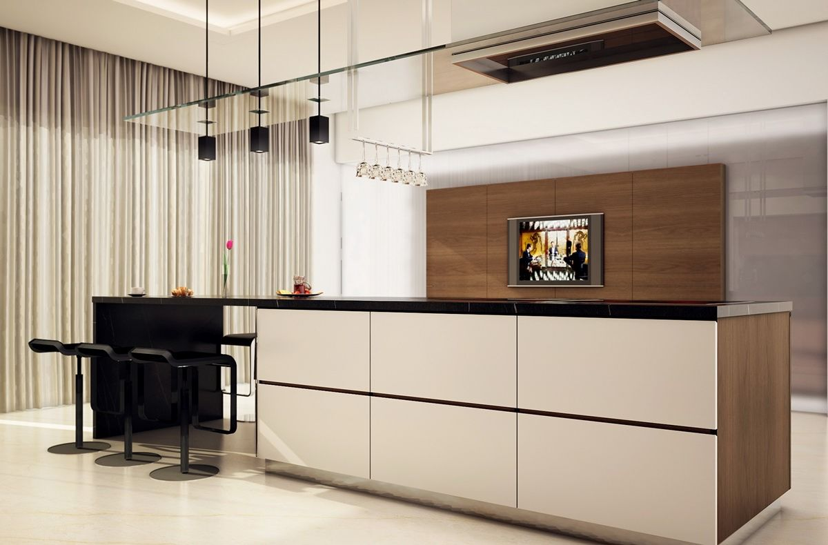 Modern kitchen proposal for a client kitchen pinterest modern