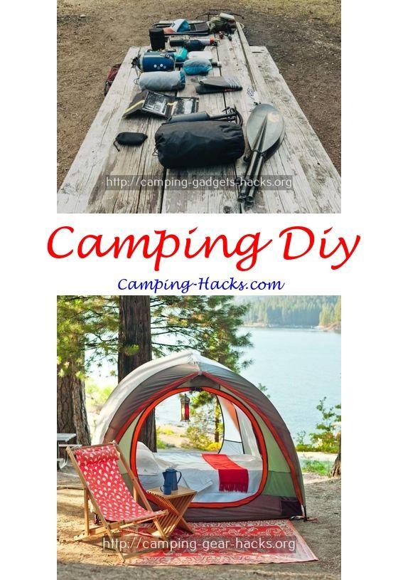 Camping Hacks Toilet