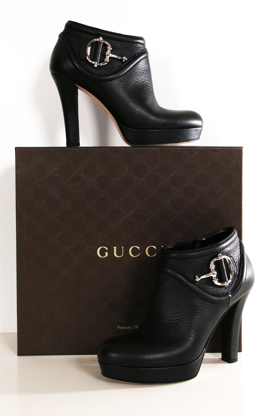 Shop For Gucci Boots From Ellenm On Shop Hers Gucci Boots Boots Bootie Boots