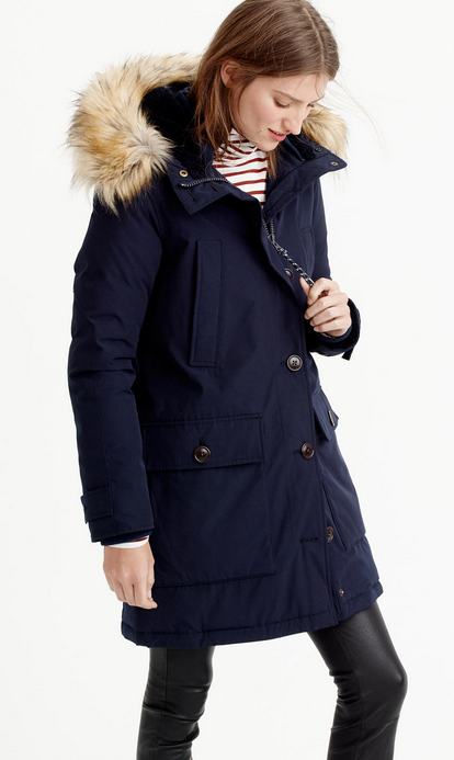 Nordic Parka | Personal Style | Parka, Hooded parka