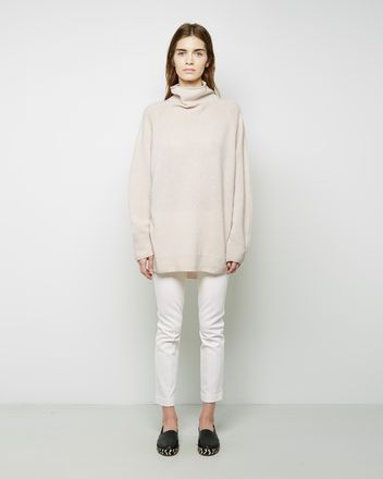 THE ROW Mandel Top | article of clothing | Pinterest