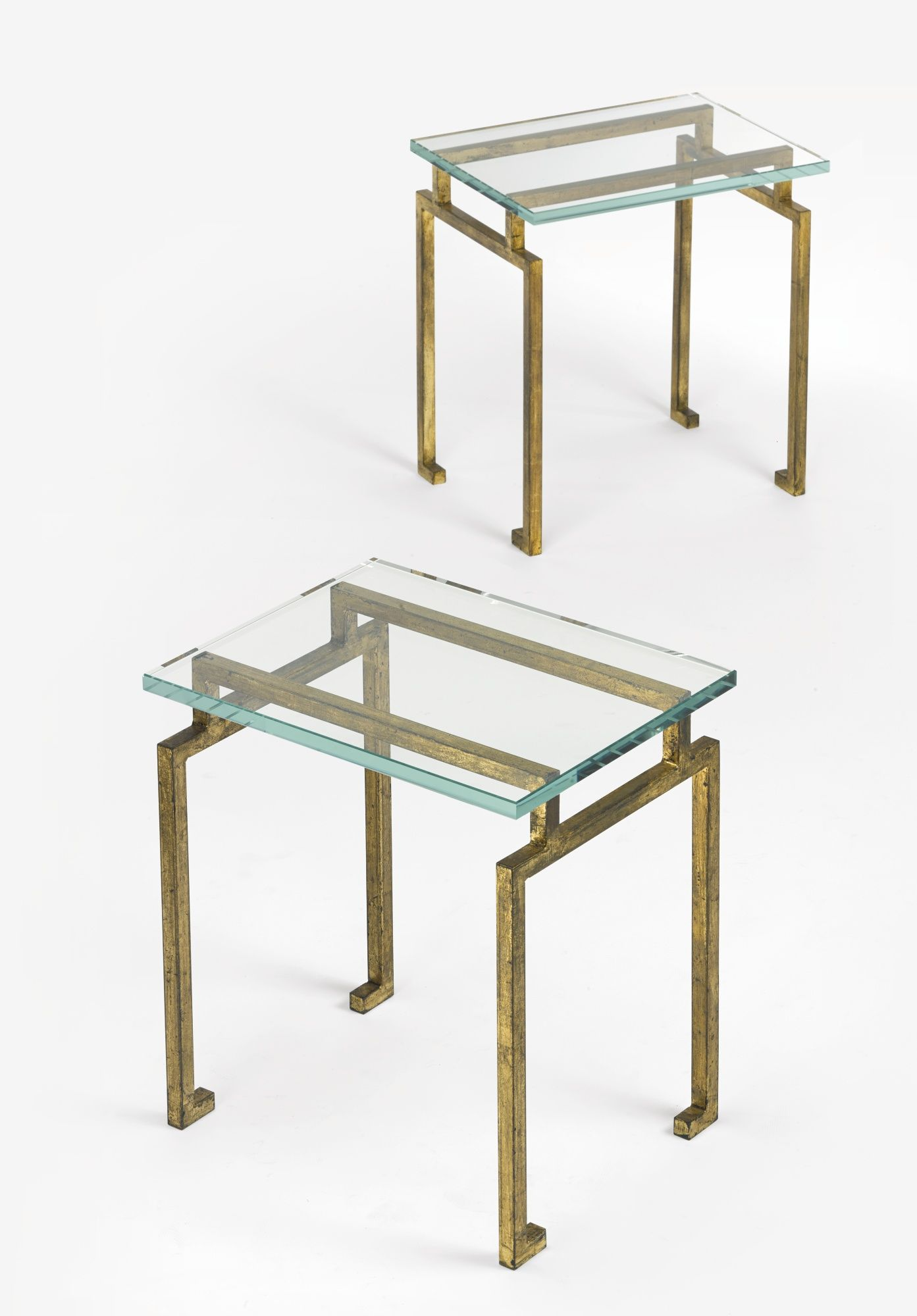 Maison Ramsay - Pair Of Side Tables
