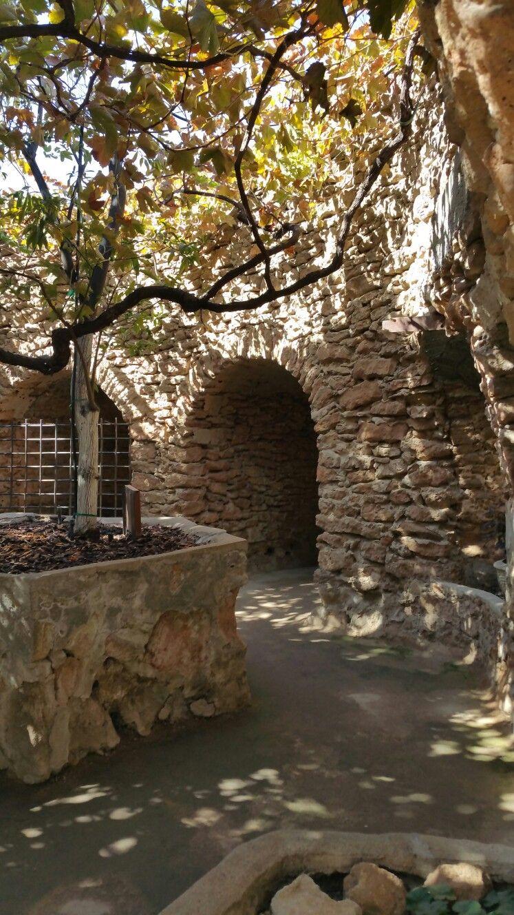 Forestiere Underground Gardens, Fresno, Ca | California - October ...
