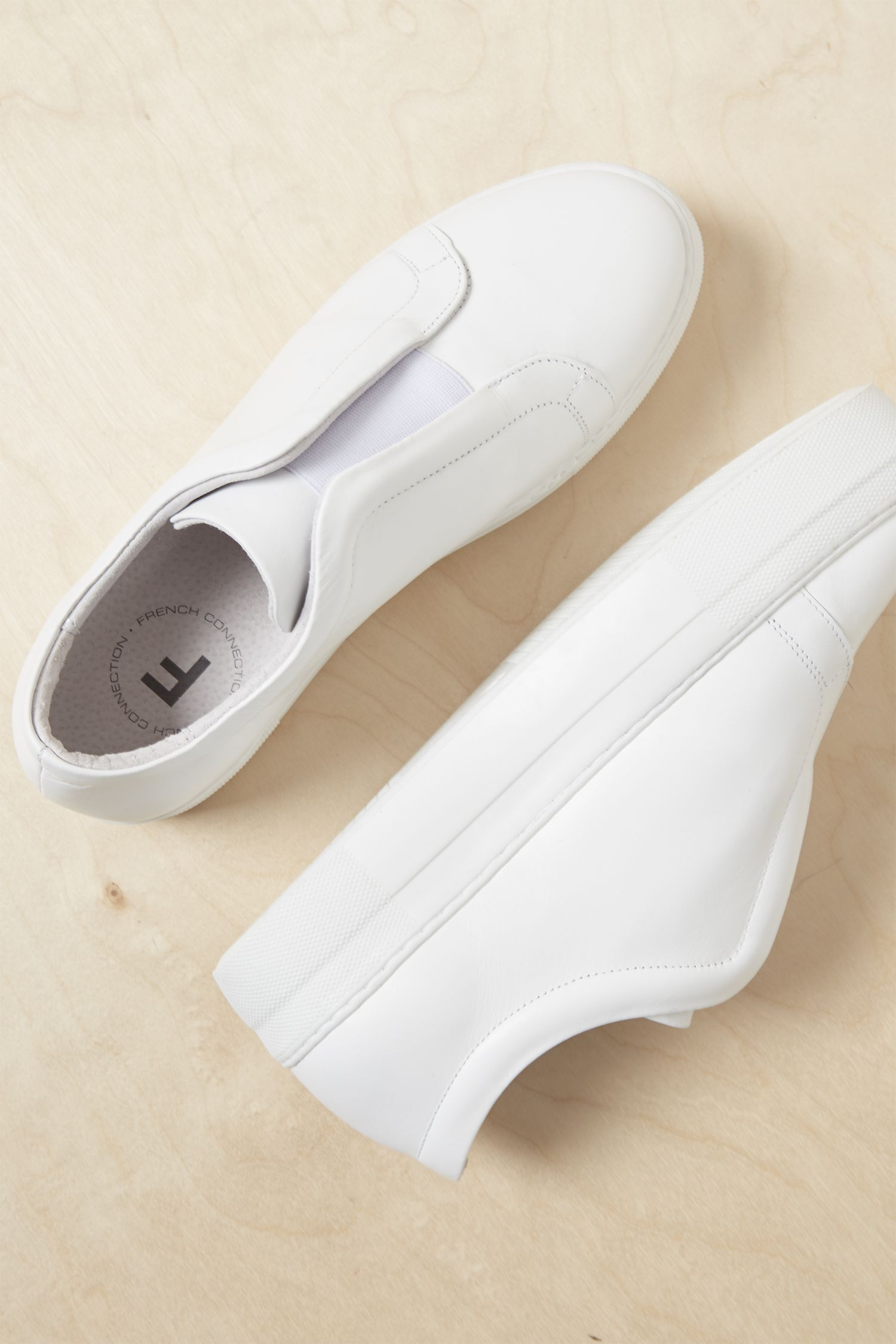 Sara Elastic Slip On Trainers | My Style in 2019 | Slip on