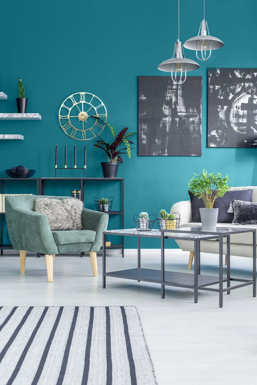 Sherwin Williams Just Dropped Its 2021 Paint Color Predictions—Here are the Top Shades ...