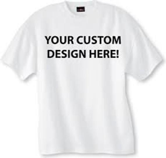 0ad601af CUSTOM Vinyl T-Shirt in 2019 | Products | Custom shirts, Customise t ...