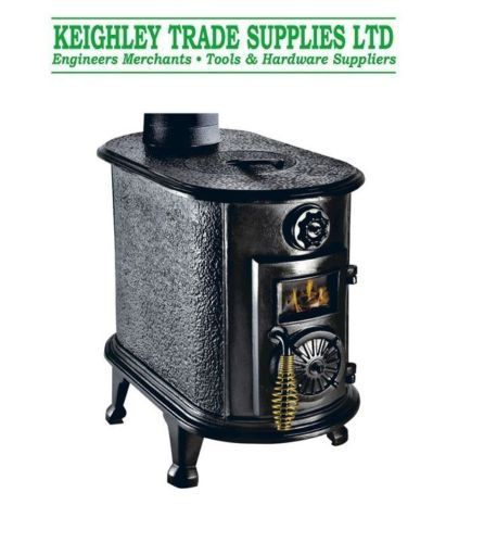 Clarke Thames Wood Burning Cast Iron Stove 6910115 Not Pot Belly