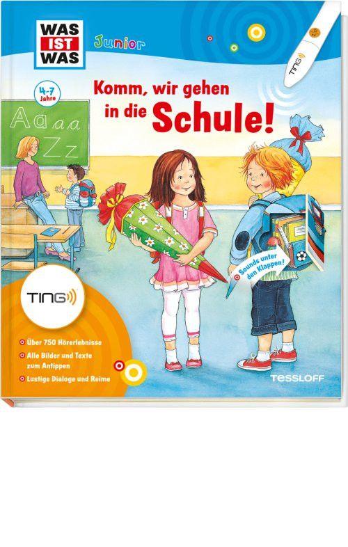 WAS IST WAS Junior – TING – Die Schule geht los! | Ting-Shop