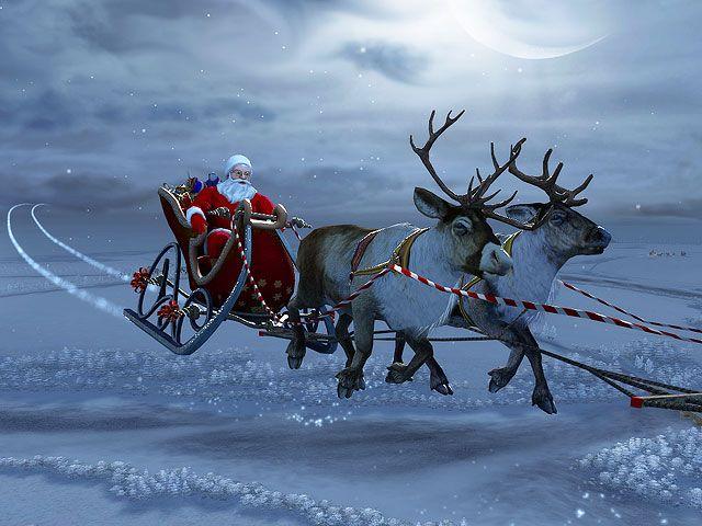 Ti Gnwrizete Gia Ton Ai Basilh Funday Santa Claus Is Coming To Town Santa Claus Christmas Magic